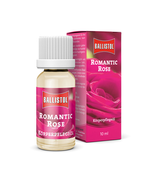 Massage olie Romantic Rose