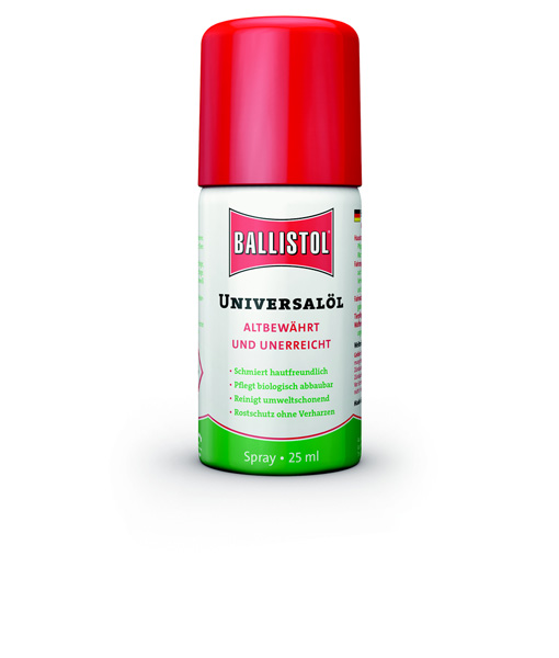 Ballistol spray 25ml