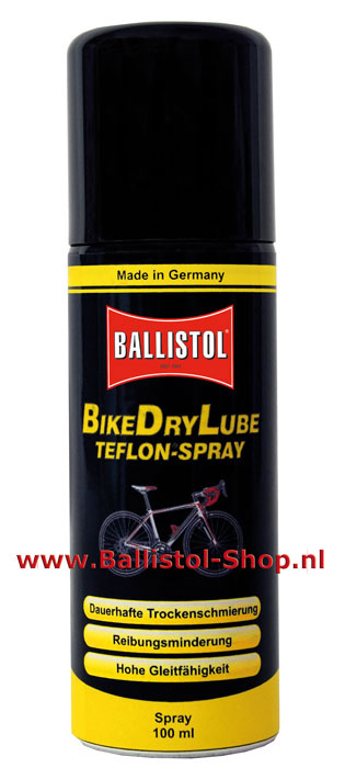 Bike dry lube droogsmering 100ml