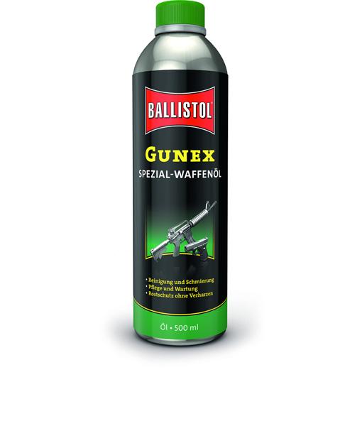 Gunex olie