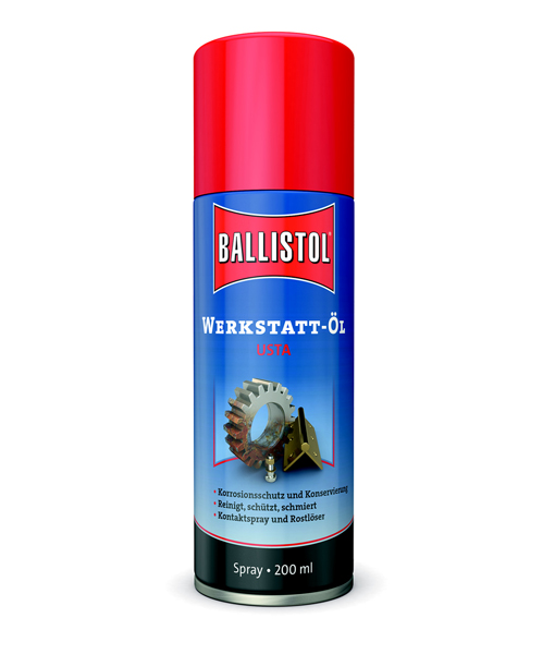 Ballistol usta olie spray
