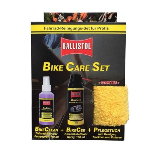 Bike care set