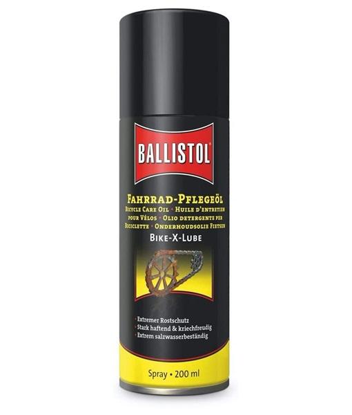 Ballistol Bike X-lube fiets olie spray